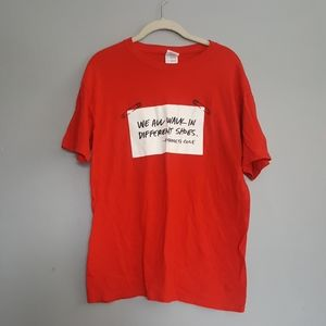Kenneth Cole Awareness tshirt size M
